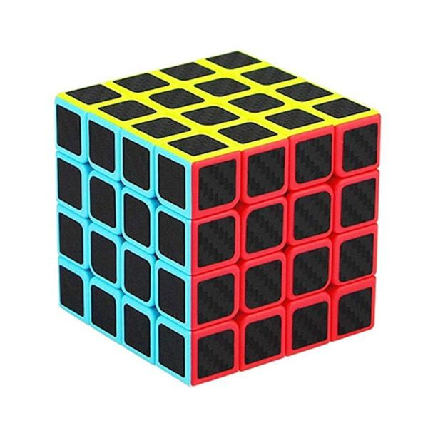 MF4 4x4 Rubiks Kub - Kolfiber multifärg