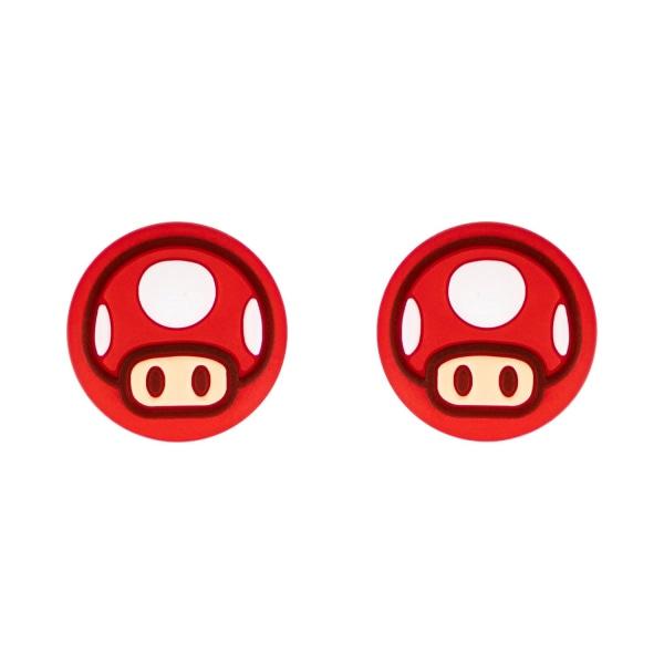 Joystickcover til Joy-Con - Super Mario Mushroom Multicolor