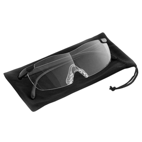 Förstoringsglasögon Transparent one size