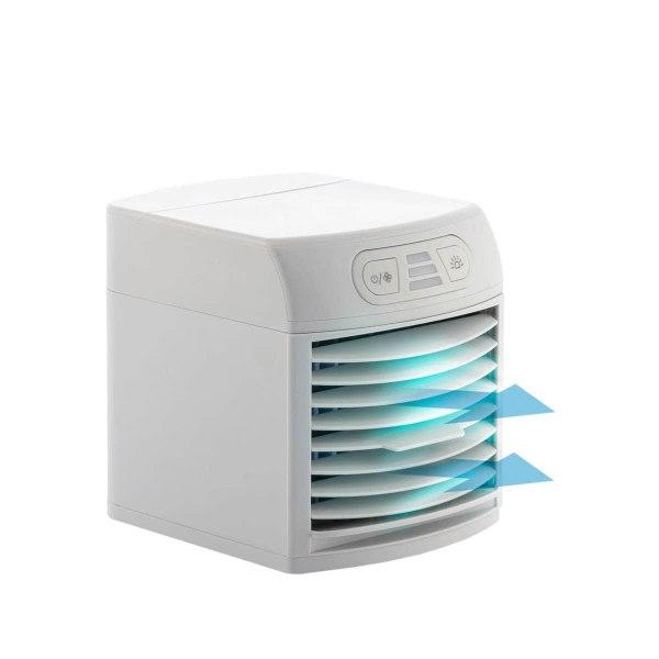 Kompakt luftkylare - FreezyQ Vit