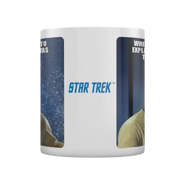 Star Trek, Mugg - Captain Kirk multifärg