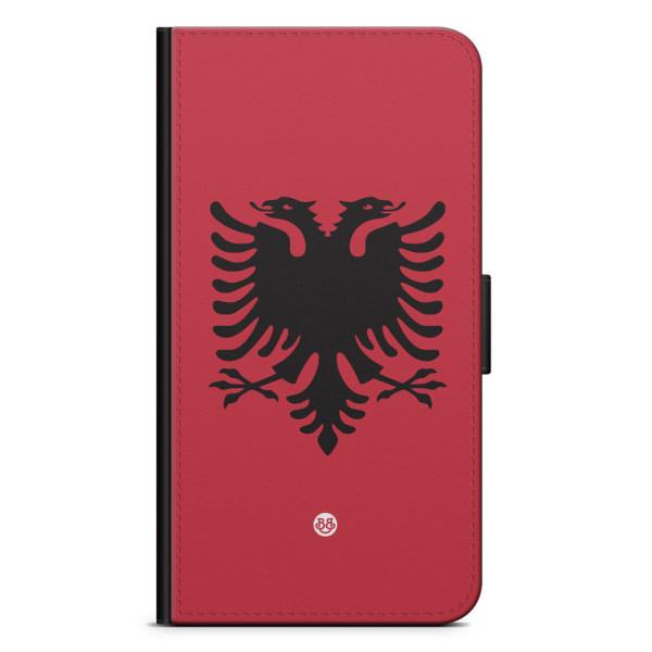 Bjornberry Plånboksfodral Huawei P9 Lite - Albanien