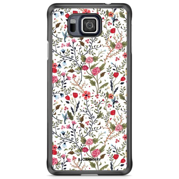 Bjornberry Skal Samsung Galaxy Alpha - Kolibrier