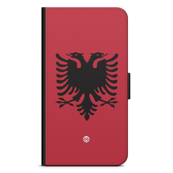 Bjornberry Plånboksfodral Huawei Mate 9 - Albanien
