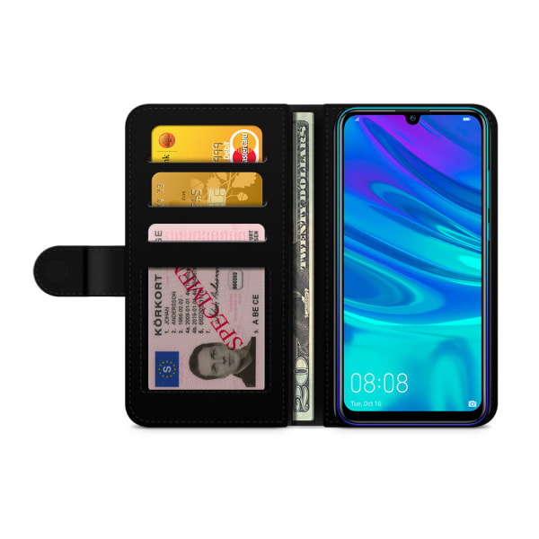 Bjornberry Fodral Huawei P Smart (2019) - Burn out