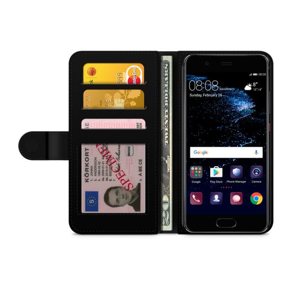 Bjornberry Fodral Huawei P10 Plus - Carla