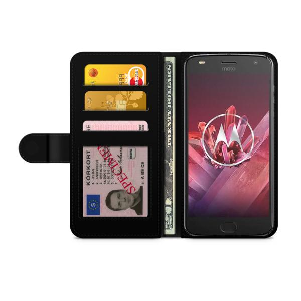 Bjornberry Fodral Motorola Moto X4 - Vattenmelon