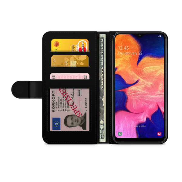 Bjornberry Fodral Samsung Galaxy A10 - Tone