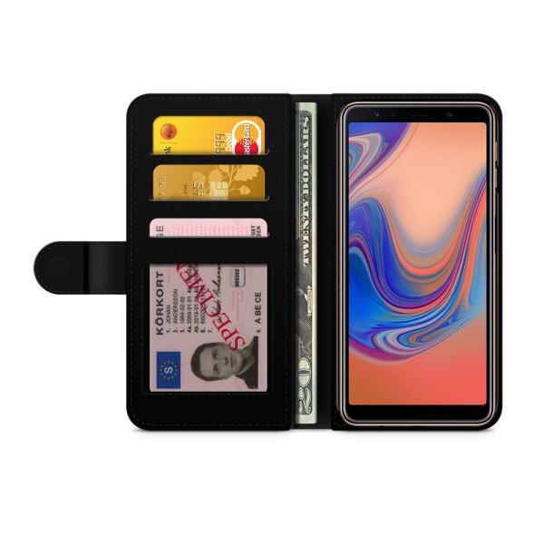 Bjornberry Fodral Samsung Galaxy A7 (2018)- Bevar Christiania