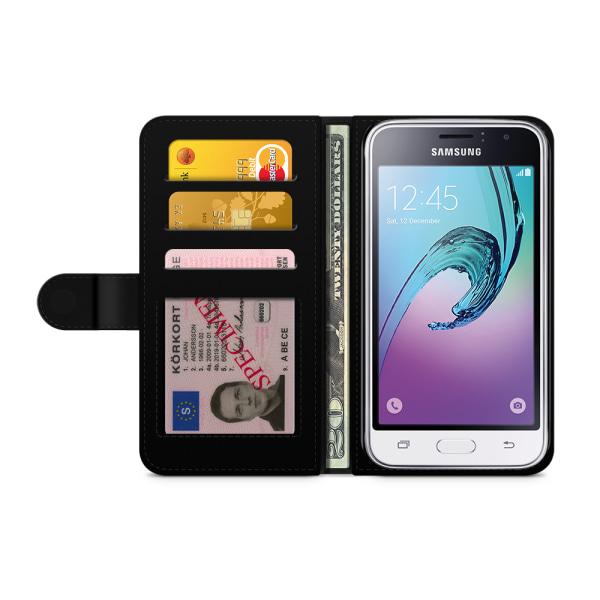 Bjornberry Fodral Samsung Galaxy J1 (2016)- Silje