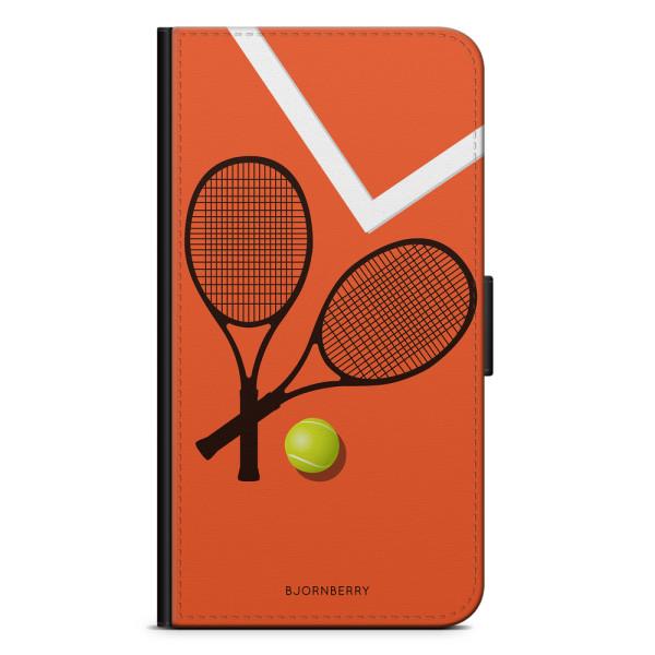 Bjornberry Fodral Samsung Galaxy J7 (2017)- Tennis