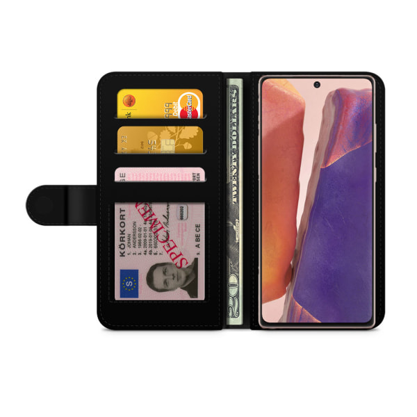 Bjornberry Fodral Samsung Galaxy Note 20 - Catuchino