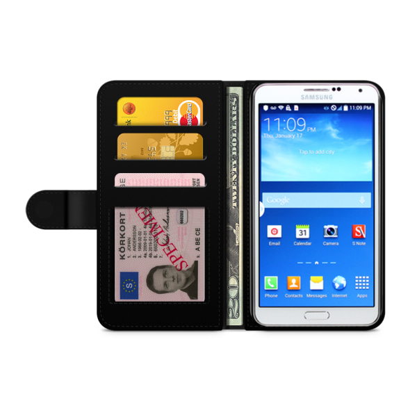 Bjornberry Fodral Samsung Galaxy Note 3 - Leila