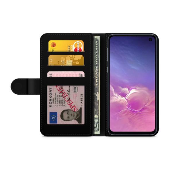 Bjornberry Fodral Samsung Galaxy S10e - Liljor