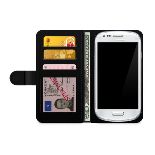 Bjornberry Fodral Samsung Galaxy S3 Mini - Mönster