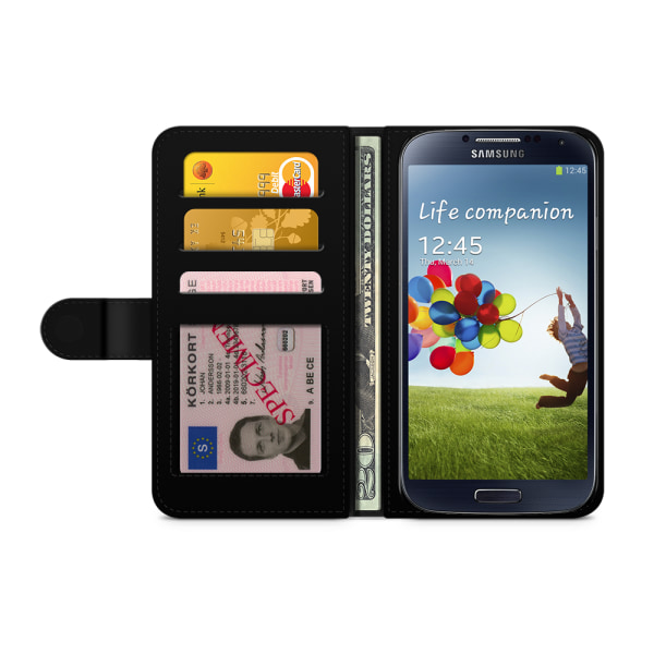 Bjornberry Fodral Samsung Galaxy S4 - Mandala