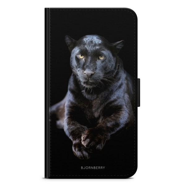 Bjornberry Fodral Samsung Galaxy S8 Plus - Svart Panter
