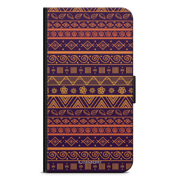 Bjornberry Fodral Sony Xperia 10 Plus - Tribal Mönster