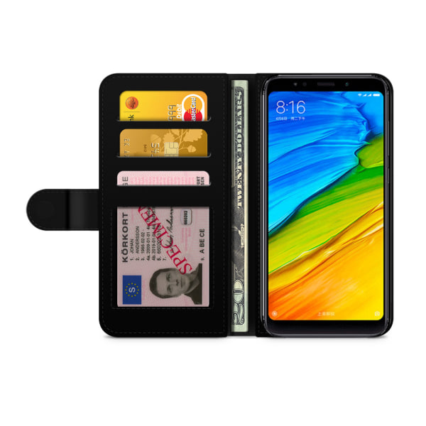 Bjornberry Fodral Xiaomi Redmi 5 Plus - Kurdistan