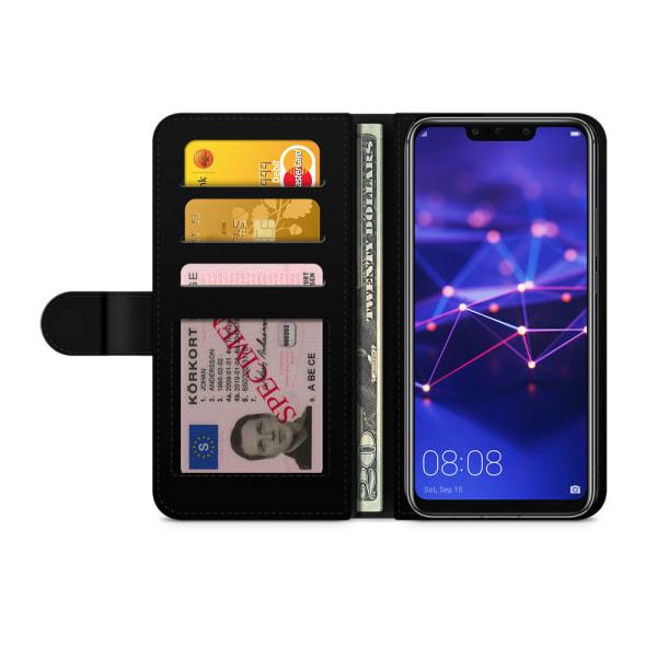 Bjornberry Huawei Mate 20 Lite Fodral - Ängelvingar