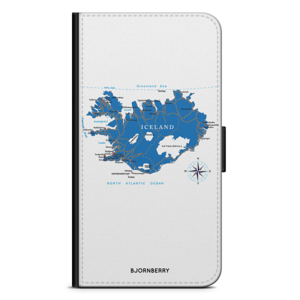 Bjornberry Huawei Mate 20 Lite Fodral - Island