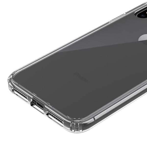 Bjornberry Hybrid Skal iPhone Xs Max  - Bläckfisk Mönster
