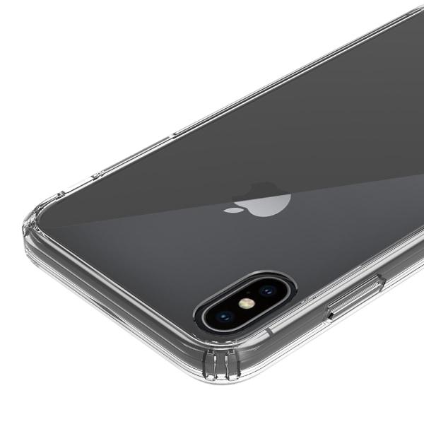 Bjornberry Hybrid Skal iPhone Xs Max  - Jordgubbar