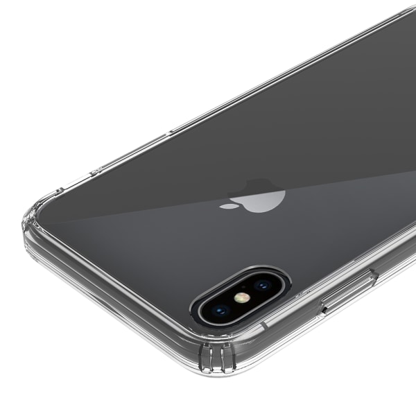 Bjornberry Hybrid Skal iPhone Xs Max  - Music Fan