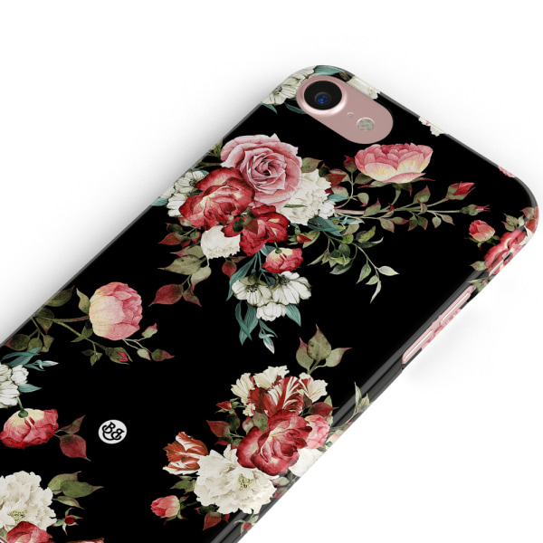 Bjornberry iPhone 6/6s Premium Skal - Winter Roses