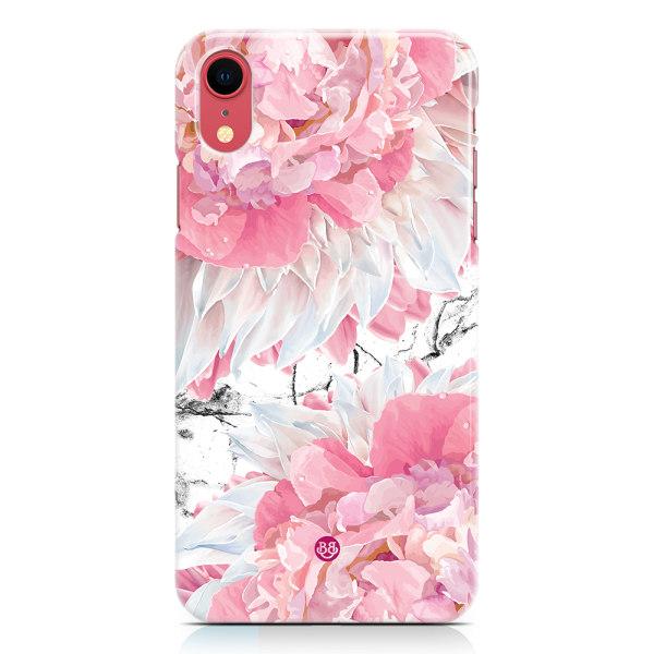 Bjornberry iPhone XR Premium Skal - Dahlia Marble