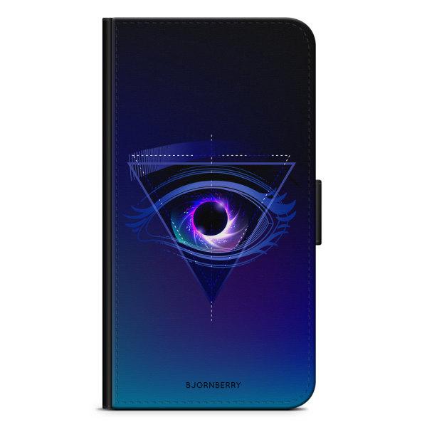 Bjornberry OnePlus 5T Plånboksfodral - Grafiskt Öga