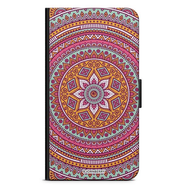 Bjornberry OnePlus 5T Plånboksfodral - Mandala