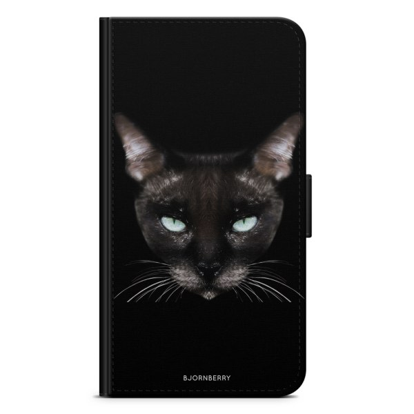 Bjornberry Plånboksfodral Google Pixel 3a - Siamesiskt Katt