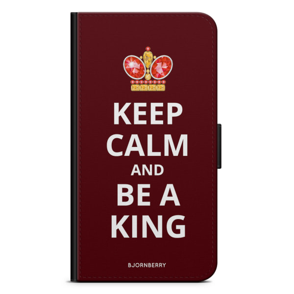 Bjornberry Plånboksfodral HTC 10 - Be a King