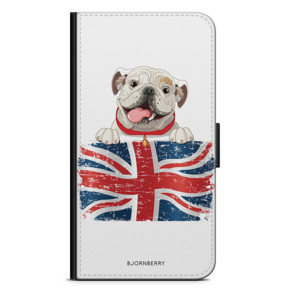 Bjornberry Plånboksfodral Huawei P40 - Engelsk Bulldog