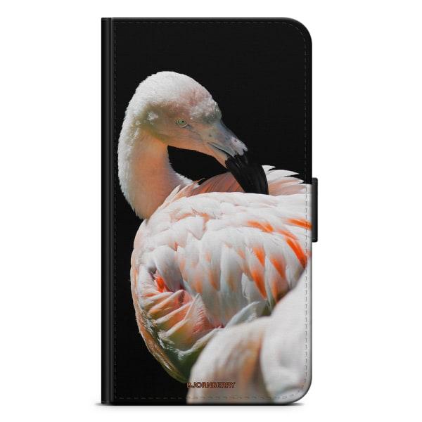Bjornberry Plånboksfodral Huawei P40 - Flamingo