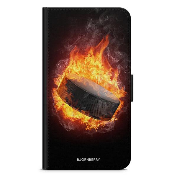 Bjornberry Plånboksfodral iPhone 12 Pro - Hockey