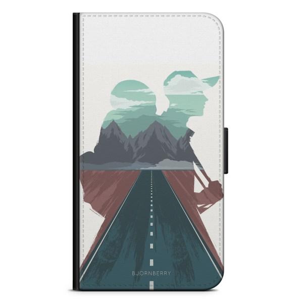 Bjornberry Plånboksfodral iPhone 7 - Vandrare