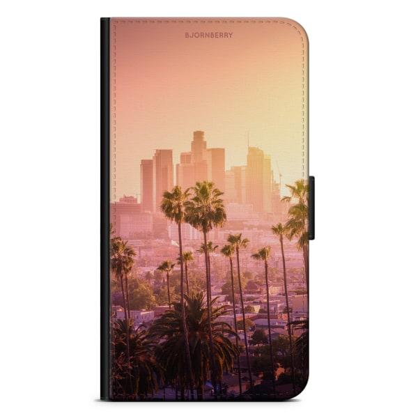 Bjornberry Plånboksfodral iPhone 8 Plus - Los Angeles
