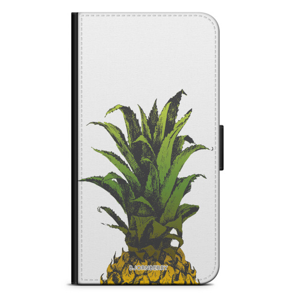 Bjornberry Plånboksfodral LG G7 ThinQ - Ananas