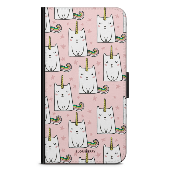 Bjornberry Plånboksfodral OnePlus 3 / 3T - Kattenhörning
