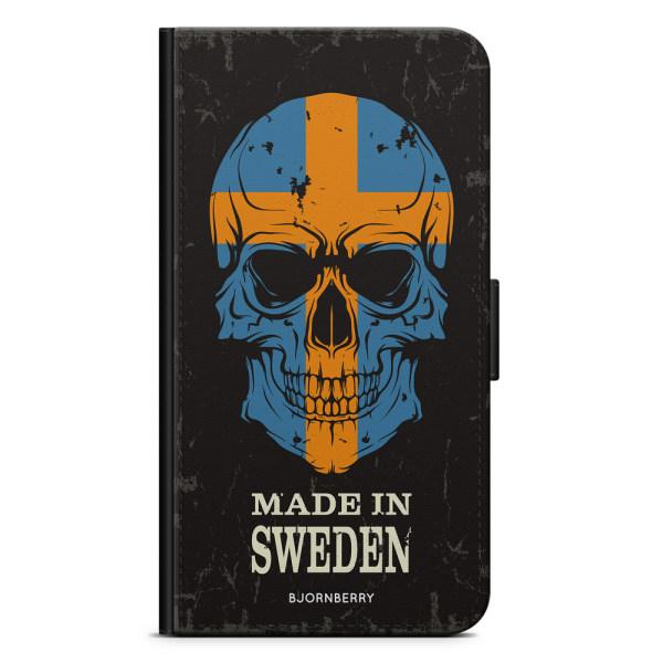 Bjornberry Plånboksfodral OnePlus 6 - Made In Sweden