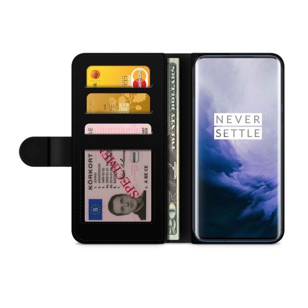 Bjornberry Plånboksfodral OnePlus 7 Pro - Havin