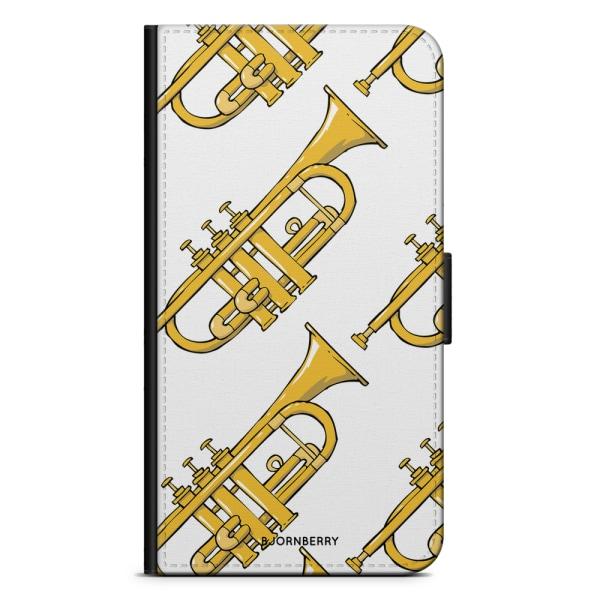 Bjornberry Plånboksfodral OnePlus 8 Pro - Trumpeter