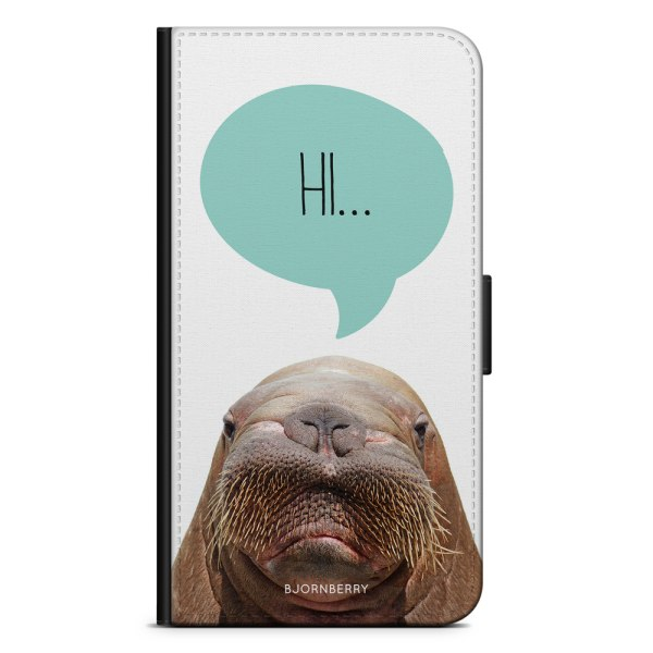Bjornberry Plånboksfodral OnePlus 8 - Valross