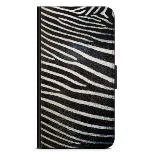 Bjornberry Plånboksfodral Sony Xperia L4 - Zebramönster