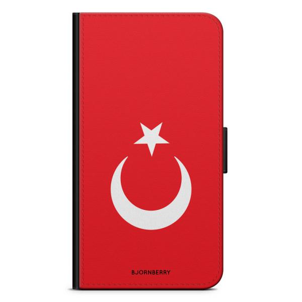 Bjornberry Plånboksfodral Sony Xperia X - Turkiet