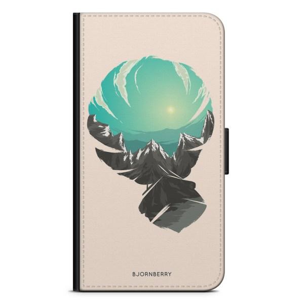Bjornberry Plånboksfodral Sony Xperia XA1 - Balong Berg