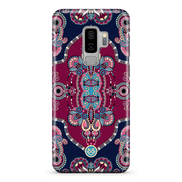 Bjornberry Samsung Galaxy S9+ LYX Skal - Kelim