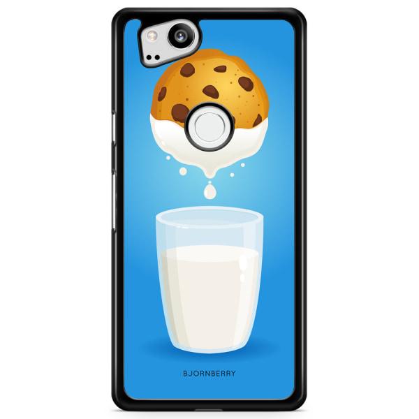 Bjornberry Skal Google Pixel 2 - Mjölk & Kakor